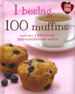 1 Beslag, 100 Muffins - Susanna Tee