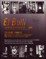 El Bulli - Cooking in Progress DVD