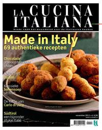 La Cucina Italiana November 2011