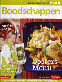 Boodschappen Januari 2012