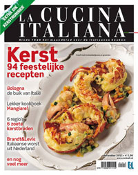 La Cucina Italiana December 2011