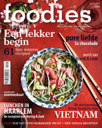 Foodies Januari 2012