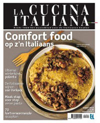 La Cucina Italiana Januari 2012