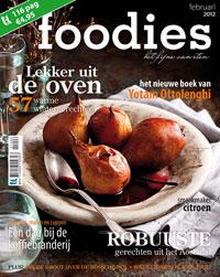 Foodies Februari 2012