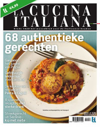 La Cucina Italiana Februari 2012