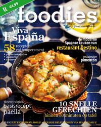 Foodies Maart 2012