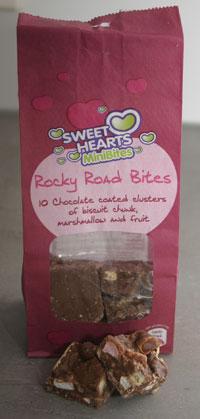 Sweet Hearts MiniBites: Rocky Road Bites