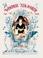 Het Vintage Tea Party Boek - Angel Adoree