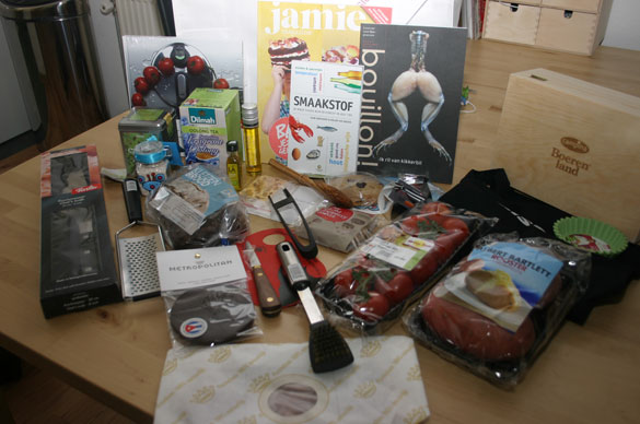 Culiperslunch 2012 De Foodiebag
