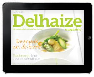 Delhaize Magazine iPad App