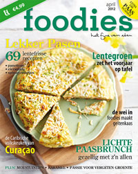 Foodies April 2012