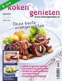 Koken & Genieten Maart 2012