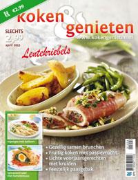 Koken & Genieten April 2012