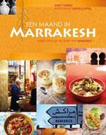 Een Maand in Marrakesh door Andy Harris