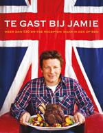 Te Gast Bij Jamie - Jamie Oliver