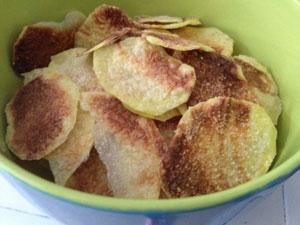 topchips chips uit de magnetron