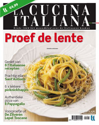 La Cucina Italiana April 2012