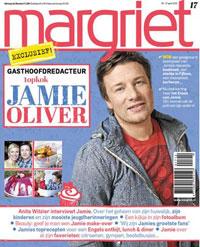 De 'Jamie Oliver' Margriet