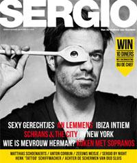 Sergio Magazine