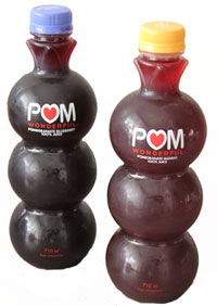 POM Wonderful mango bosbes