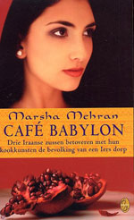 Cafe Babylon Marsha Mehran