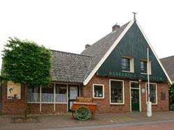 Gerrit Valk's Bakkerij en IJsmuseum in Hellendoorn
