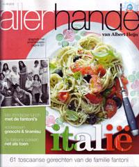 Allerhande 08/2012 cover