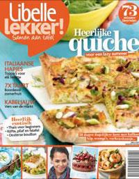 Libelle Lekker Augustus 2012