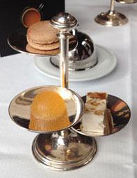 Friandises bij Schilo van Coevorden Nespresso Crealto