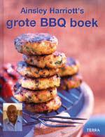 Ainsley Harriott's grote BBQ boek