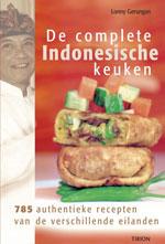 Complete Indonesische keuken- L. Gerungan