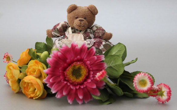 Brutsellog bloemen