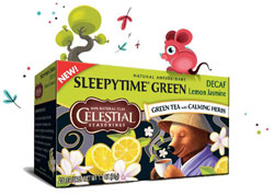 Celestial Seasonings Sleepytime Lemon Jasmine