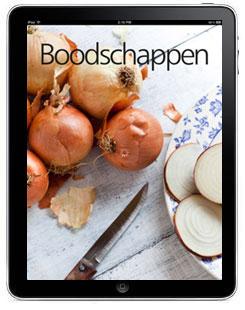 Boodschappen Magazine App
