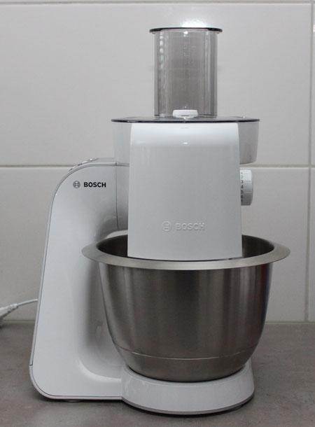 Bosch Keukenmachine Snijden