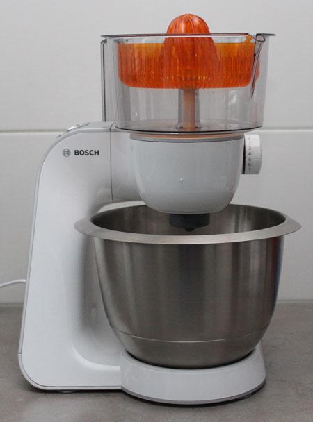 Bosch Keukenmachine Sapcentrifuge
