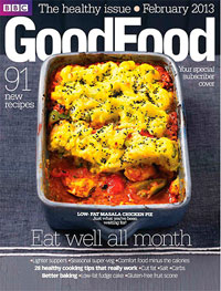 BBC GoodFood Februari 2013