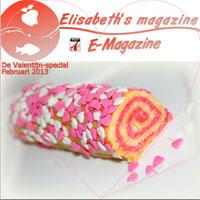 Elisabeth's Magazine Valentijn 2013