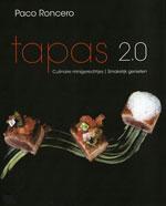 Tapas 2.0 door Paco Roncero
