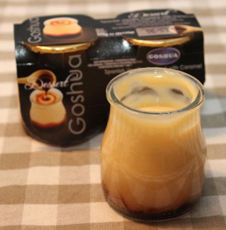 potje Goshua Spaanse Vanille dessert met karamel