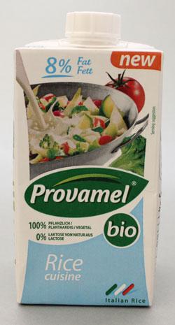 Provamel Rice Cuisine