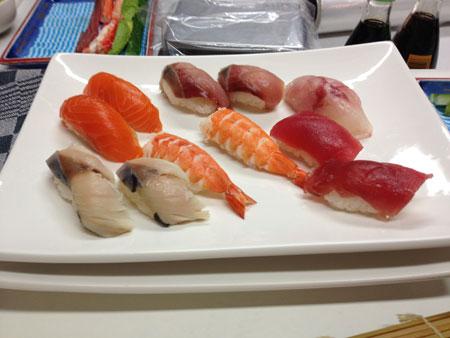 Sushiworkshop