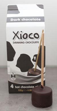 Xioco: Hot Chocolate Sticks