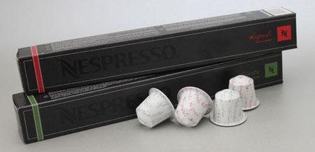 Nespresso Limited Editions 2013: Trieste en Napoli