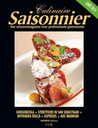Culinaire Saisonnier Lente 2013