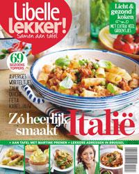 cover Libelle Lekker Mei 2013