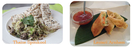 thaise spitskool, lestari arnhem