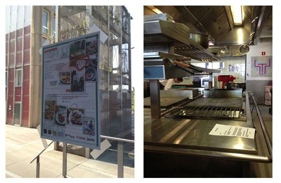 Jamie Magazine Foodbloggersdag: Het verslag wat ons te doen staat / nog een ongeschonden 15 keuken