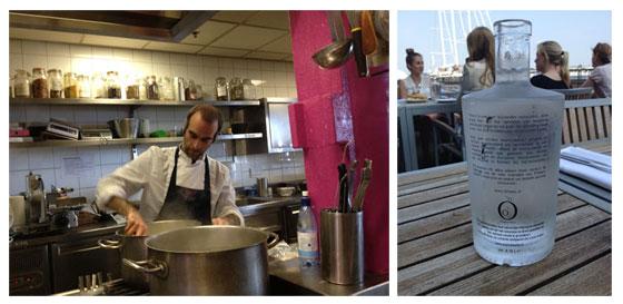 Jamie Magazine Foodbloggersdag: Het verslag kok aan de gang voor gewone lunch / water 15