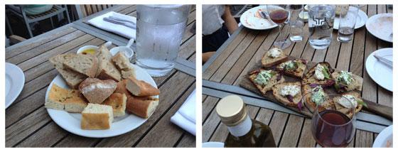 Jamie Magazine Foodbloggersdag: Het verslag Italiaans brood / bruschetta op plankje